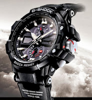 G-Shock Gravity Defier