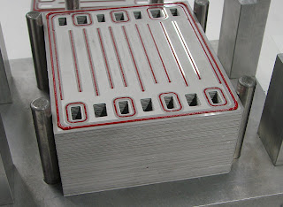 Microchannel array