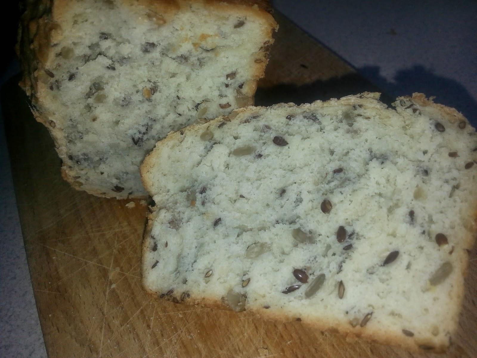Chleb domowy - krok po kroku
