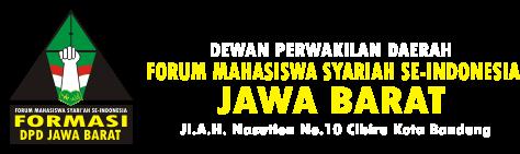 DPD FORMASI JAWA BARAT