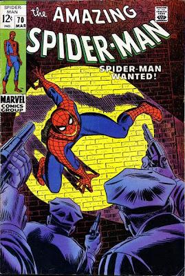 Amazing Spider-Man #70, John Romita