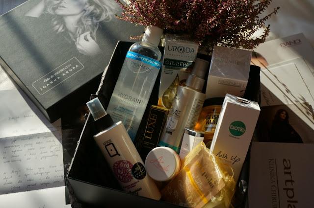 InspiredBy Joanna Krupa - luksusowy i kontrowersyjny box kosmetyczny
