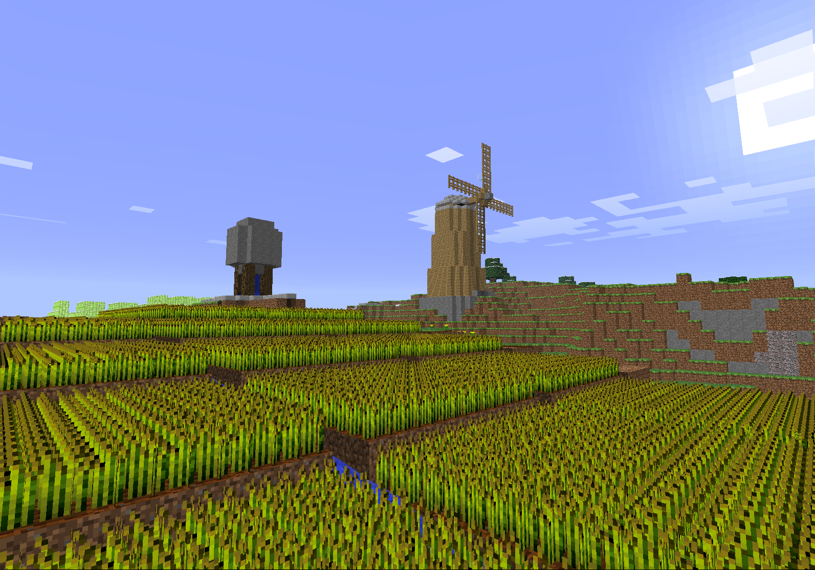 Minecraft Wheat Anxiously Engaged: Min...