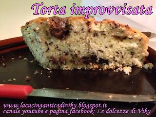 torta improvvisata