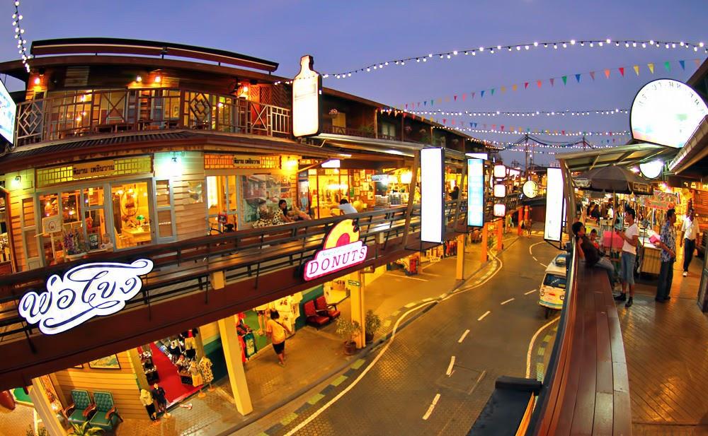 Interesting Places Near Hua Hin, Thailand