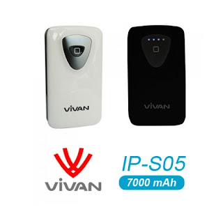 Power Bank Vivan IP-S05 7000mAh