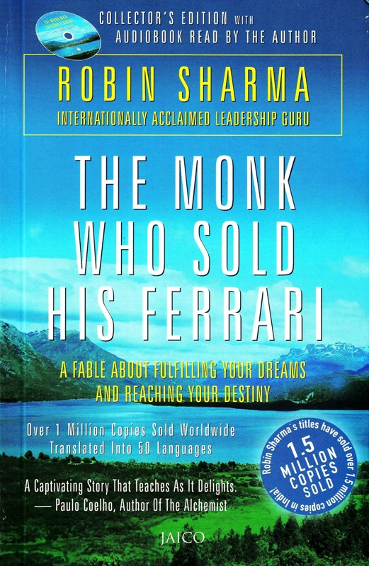 the monk who sold his ferrari robin sharma pdf e book lovers. Cars Review. Best American Auto & Cars Review
