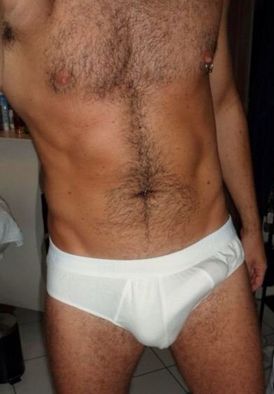 Not absolutely Big hard cock underwear bulge