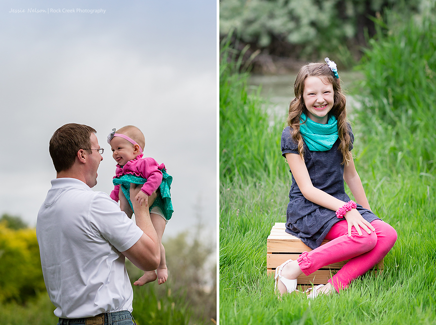 Twin Falls Magic Valley Family and Children Photographer