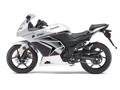 2011 Kawasaki Ninja 250R Pictures