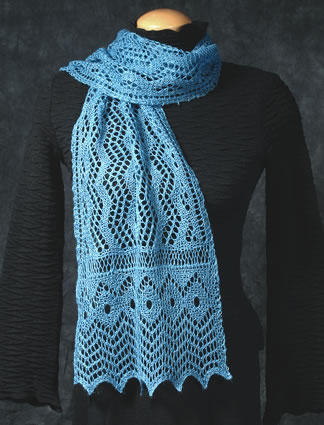 Scarf knitting patterns - Unique ideas for Knitting n crochet for