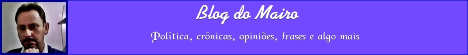 Blog do Mairo