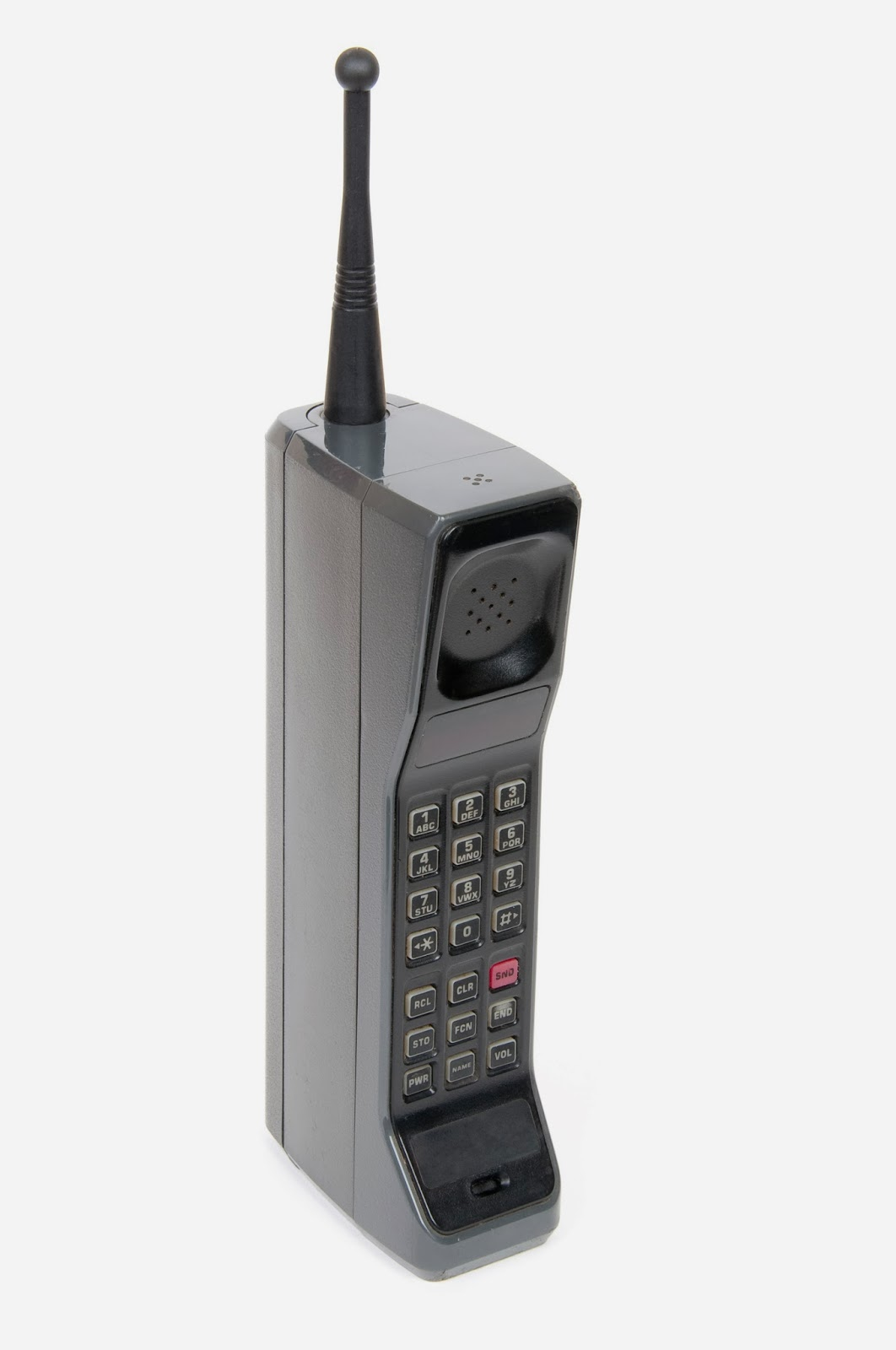 large 80s phone