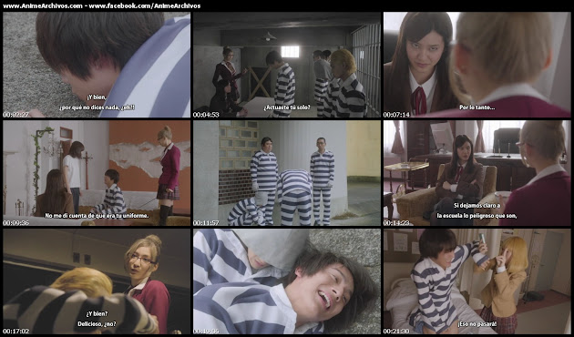 Prison School - Live Action 4