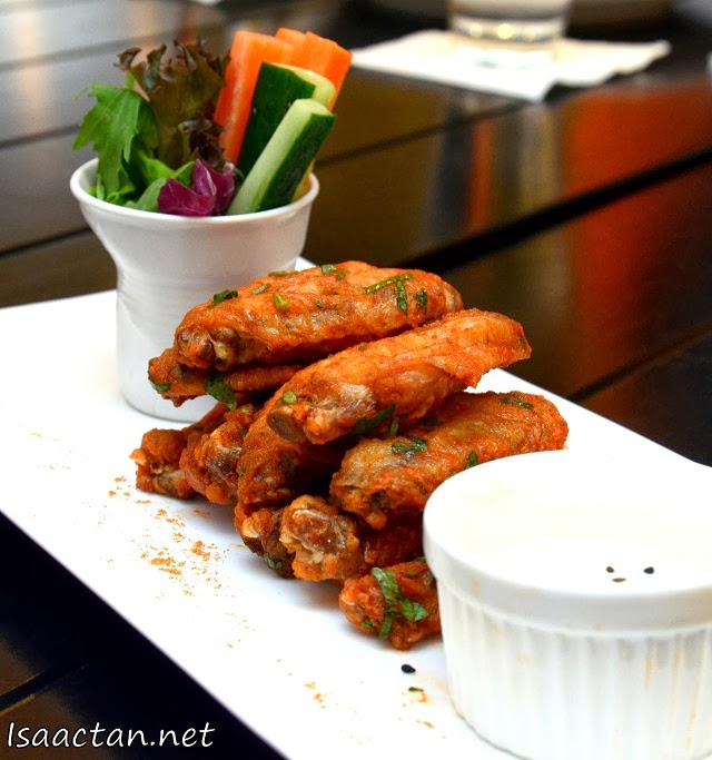 #6 Flightless Wings (Hot Sauce) - RM24