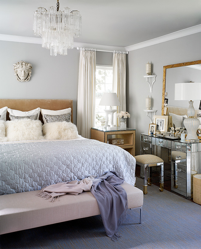 Mix and chic beautiful bedroom in every styles for Gorgeous bedrooms
