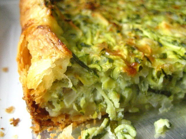 Stacey Snacks: The Tuesday Tart: Greek Zucchini Pie