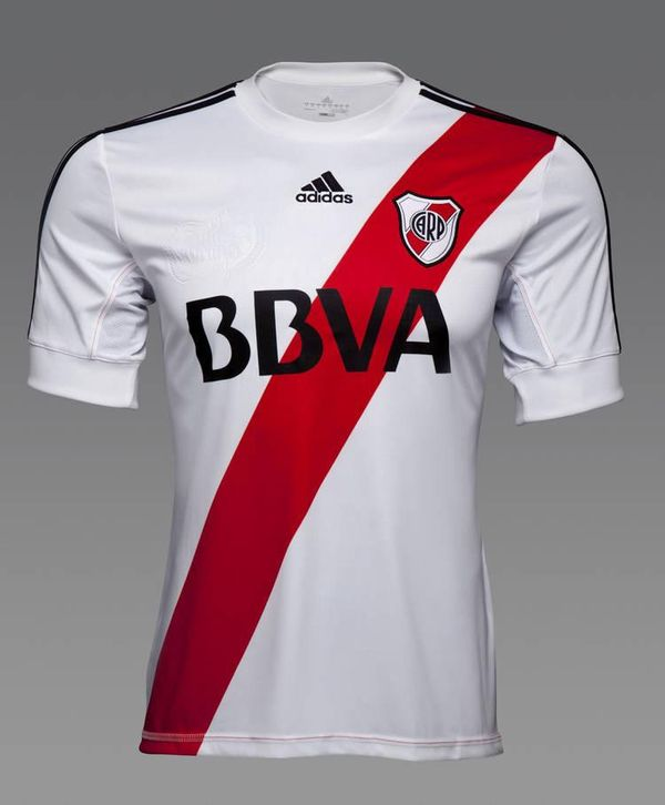 Primera camiseta / uniforme / equipación River Plate 2012-2013 local