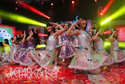Lirik Lagu dan Kunci Gitar JKT48