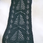 Pine Trees and Cones Scarf or Scoodie