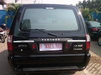 Pengambilan Mobil Isuzu Panther Kendari