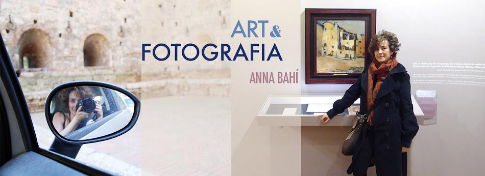 ANNA BAHI . FOTOGRAFIA