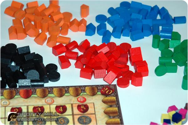 Настольная игра Caylus