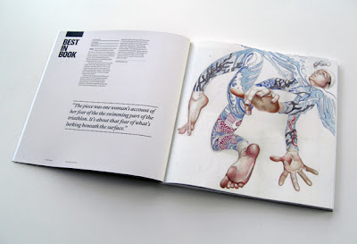 Creative Review Illustration Annual 2011, the best in visual communication.