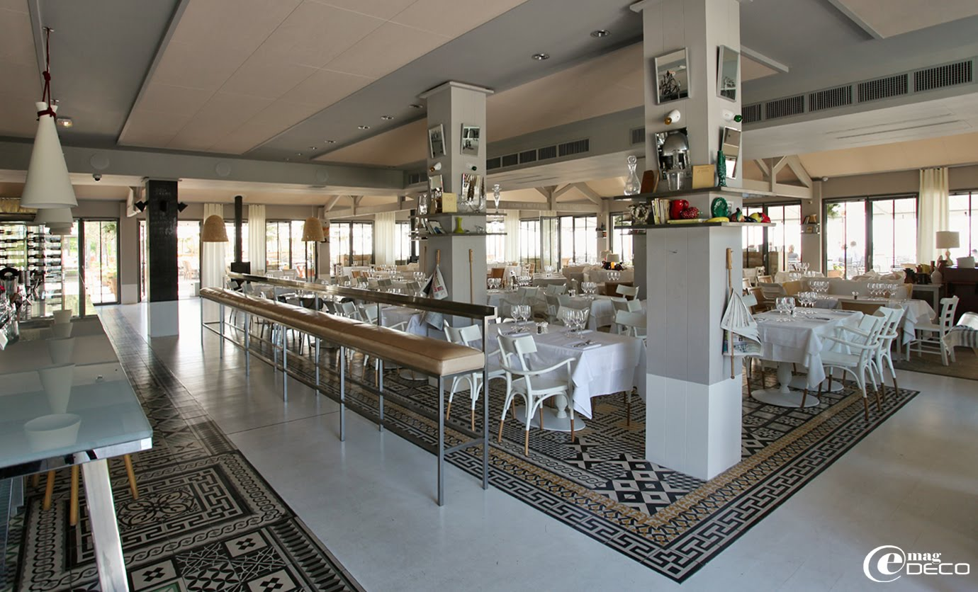 La co o rniche pyla sur mer where i want to go pinterest - Restaurant starck arcachon ...