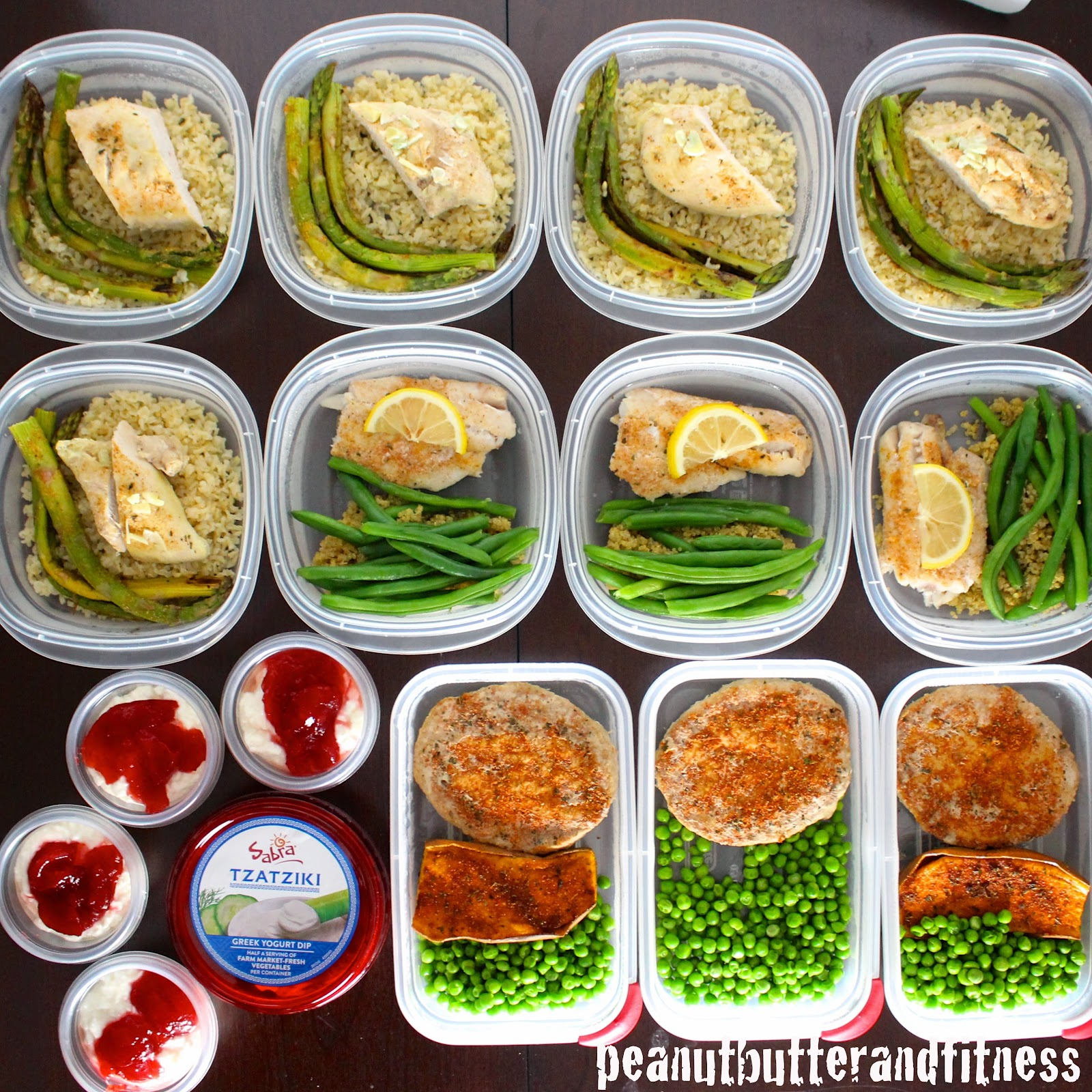 Meal Prep Ideas Week Of February 2nd Peanut Butter And