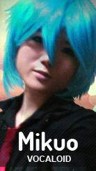 Cosplay Hatsune Mikuo de Vocaloid por Kessy