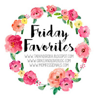 http://www.momfessionals.com/2016/01/friday-favorites-jam-packed-edition.html