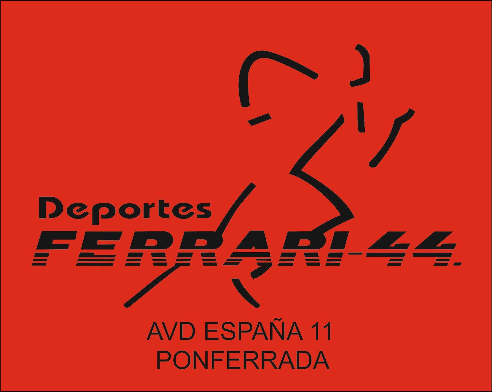 Deportes Ferrari 44