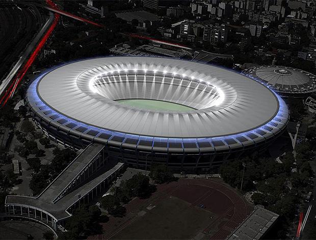 Novo Maracanã será o estádio mais moderno do mundo