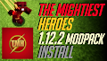 HOW TO INSTALL<br>The Mightiest Heroes Modpack [<b>1.12.2</b>]<br>▽
