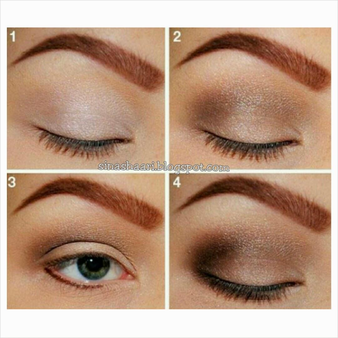 Секреты правильного макияжа глаз фото