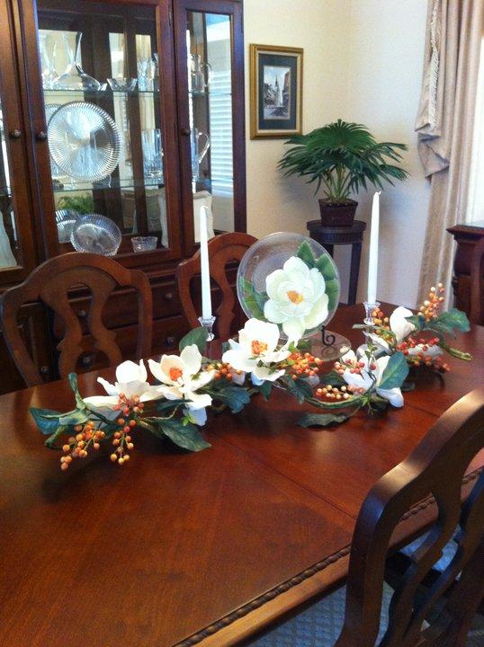 JBiggs Little Pieces Magnolia Table Decorations : magnolia2 from jbiggslittlepieces.blogspot.com size 538 x 720 jpeg 86kB