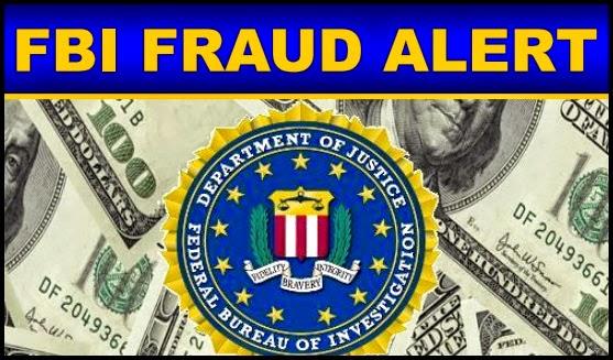 faça sua denuncia no site do FBI
