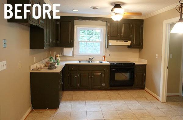 Mi rinc n de sue os ideas para renovar la cocina - Cambiar encimera cocina sin obras ...