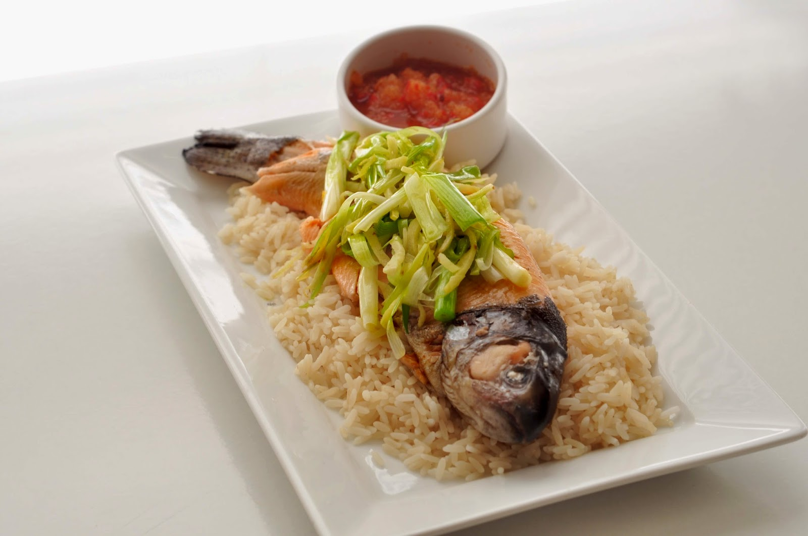 Asian Style Rainbow Trout with Chilli & Pineapple Sauce ~ Simple Food