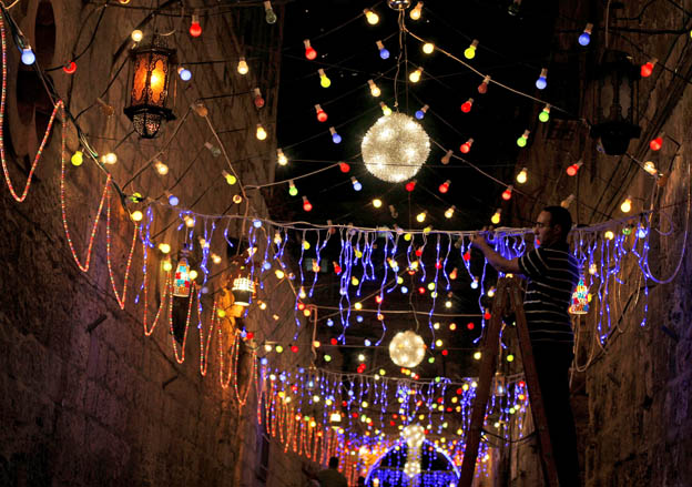 Ramadan Lights Images
