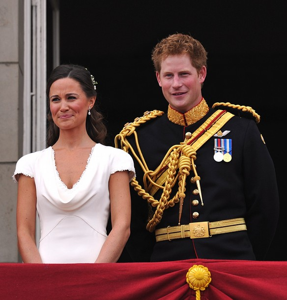 Royal Cleavage