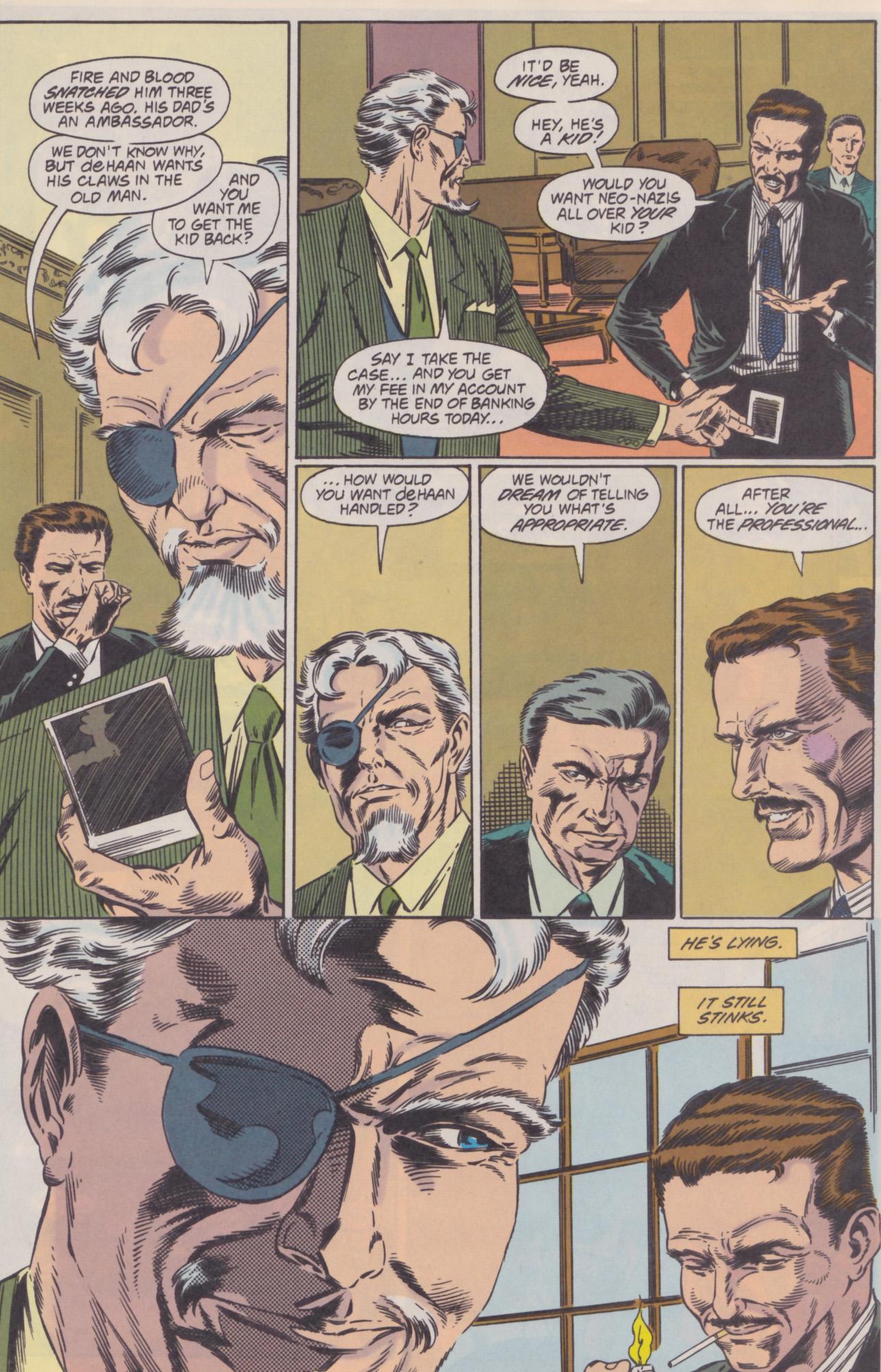 Deathstroke (1991) Issue #22 #27 - English 6