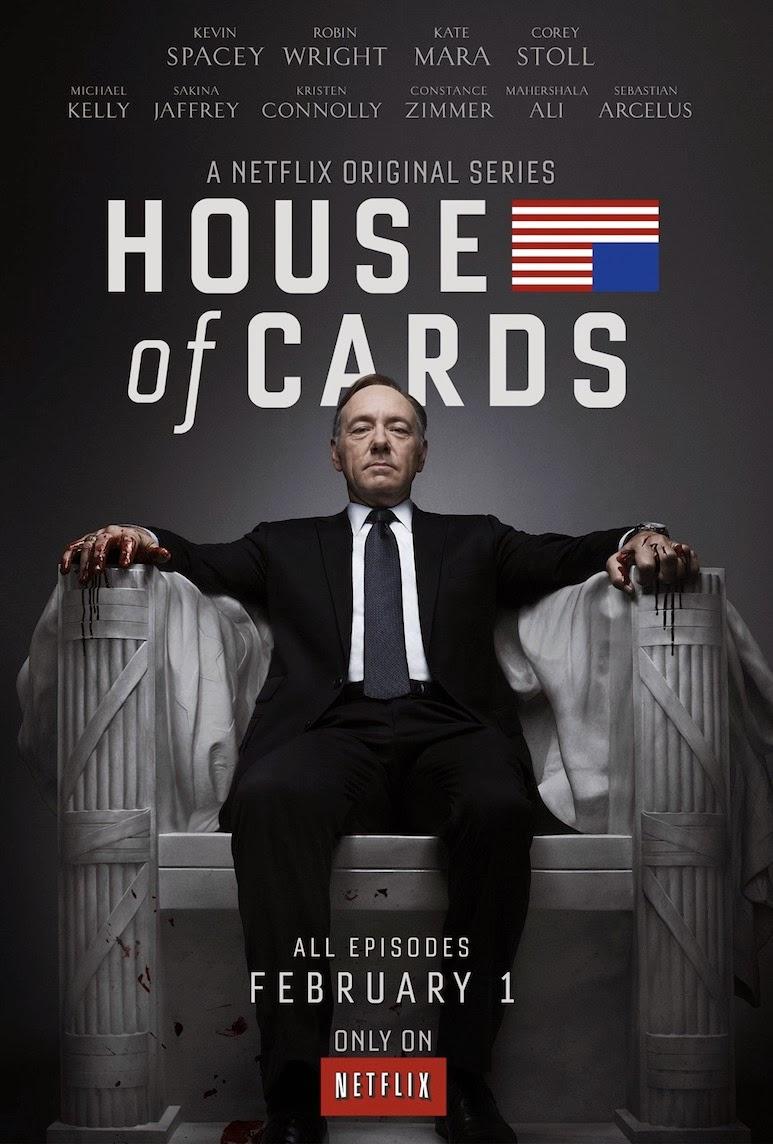 Sóng Gió Chính Trường 1 - House Of Cards season 1