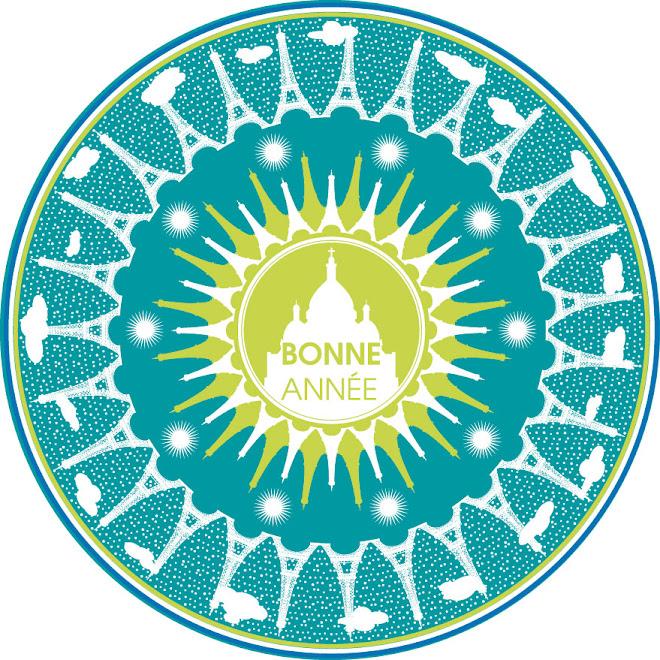 BONNE ANNEE #12