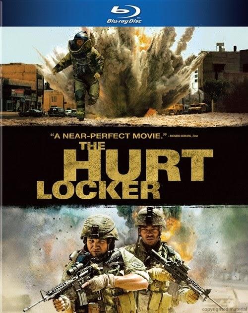 The Hurt Locker 2008 Dual Audio Hindi English 350mb BRRip 480p