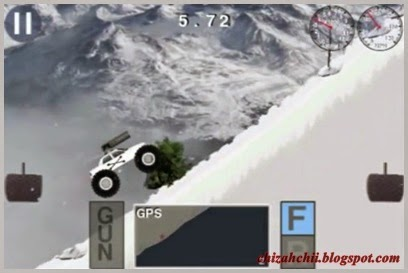 Truck Racer: Attack of the Yeti