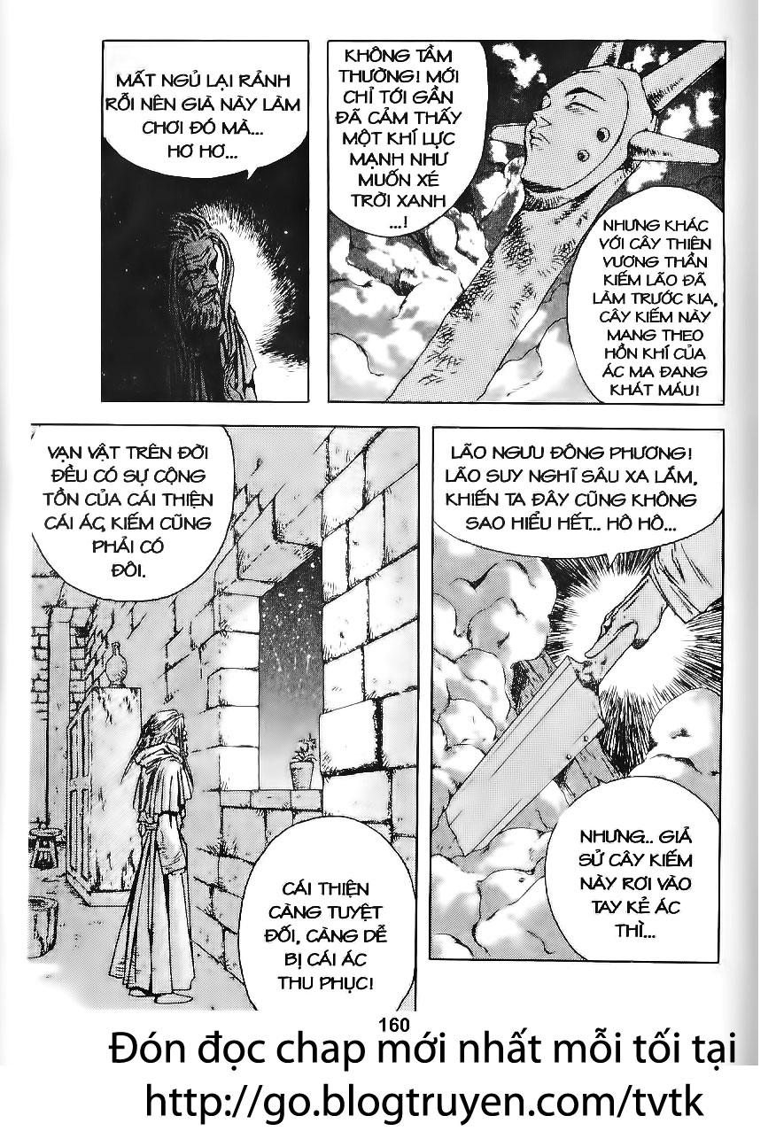 Shoma – Thiên Vương Thần Kiếm chap 85 Trang 12