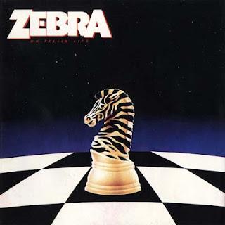 Zebra - No Tellin\' Lies (1984)