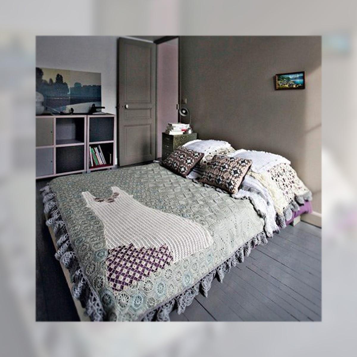 Una casa de aires Boho Chic, La Musa Decoración, Dormitorio, Bedroom
